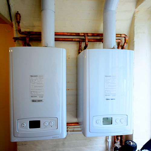 Another new boiler installation by the team