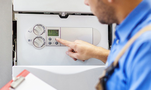 Boiler servicing in Newcastle by Northumbria Heating Solutions